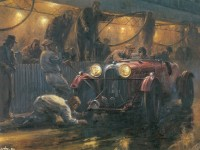 ������� ���� �������� ����������, Alan Fearnley, Lagonda 1280x1024