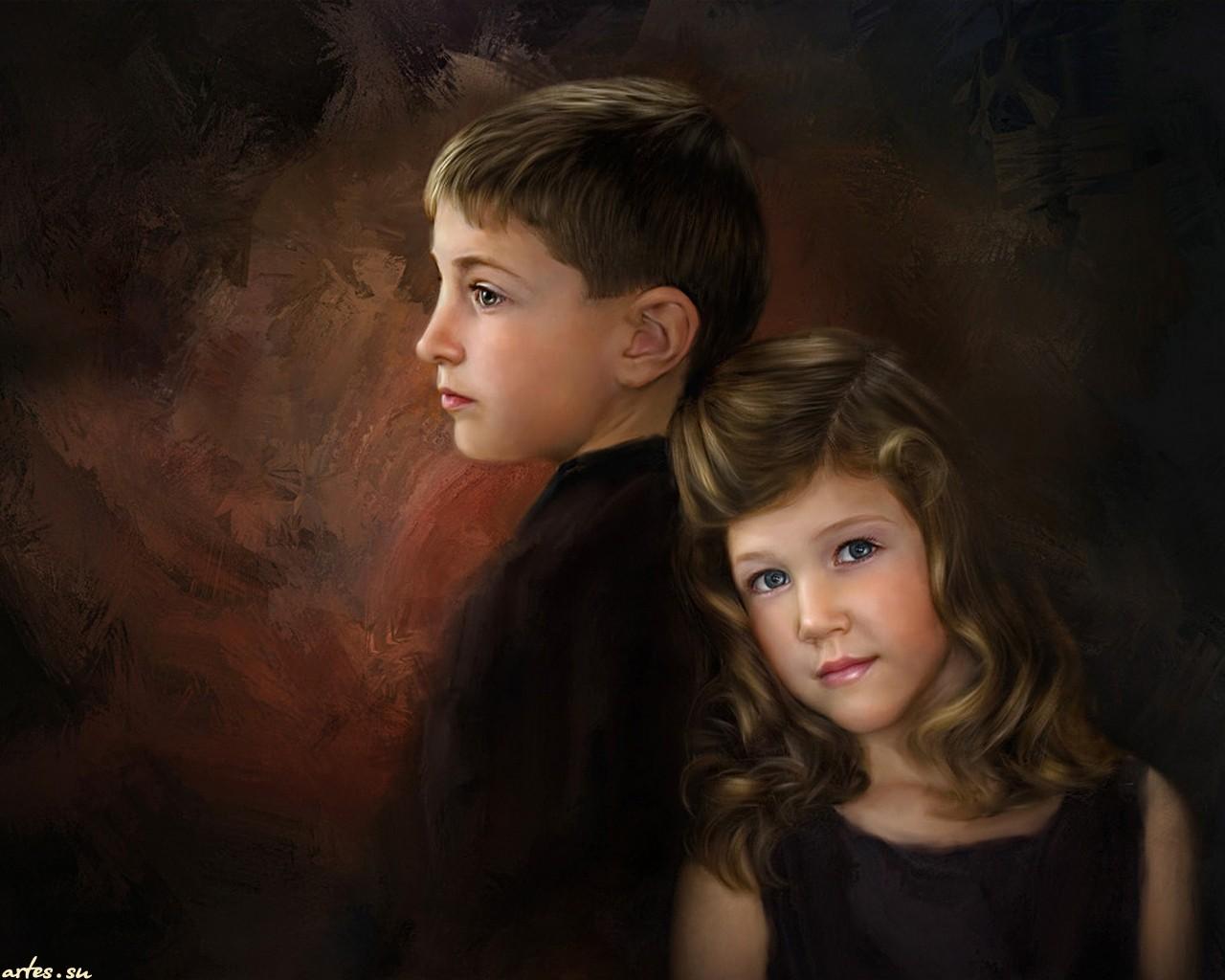 Старший брат трахнул младшую сестру 18 фотография