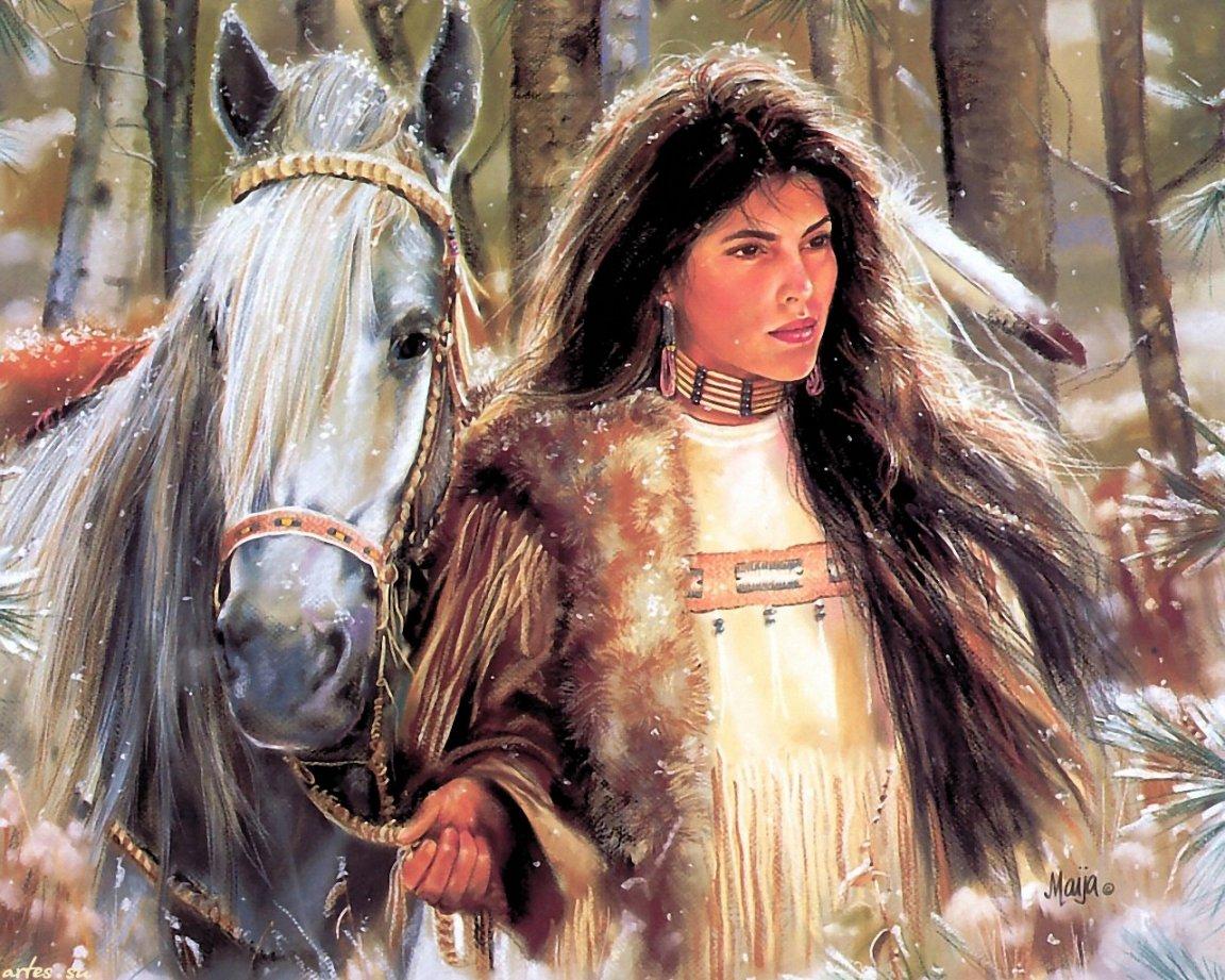 индейские женские имена красивые ядовитые