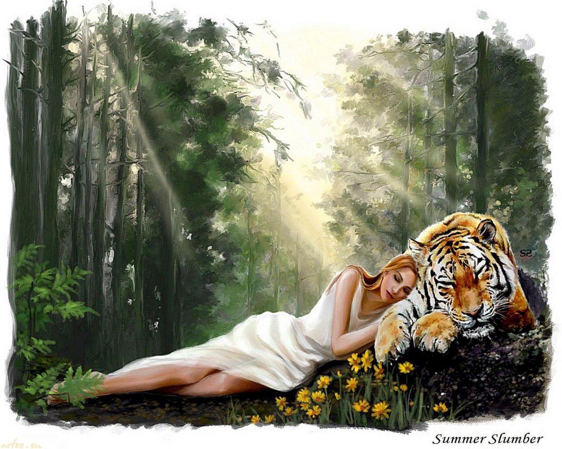Прижался к девушке в лесу рассказ 13 фотография