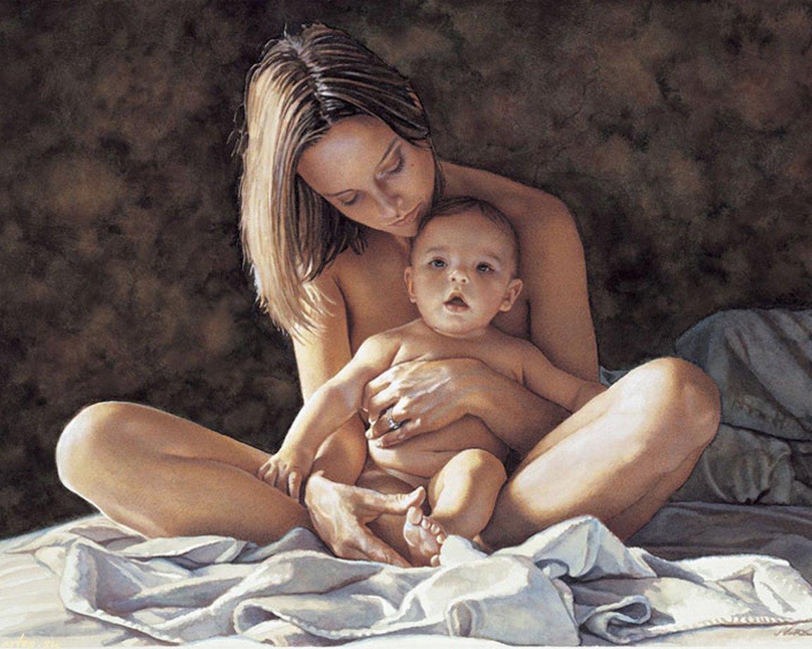 Тайна мамы и сына 7 фотография