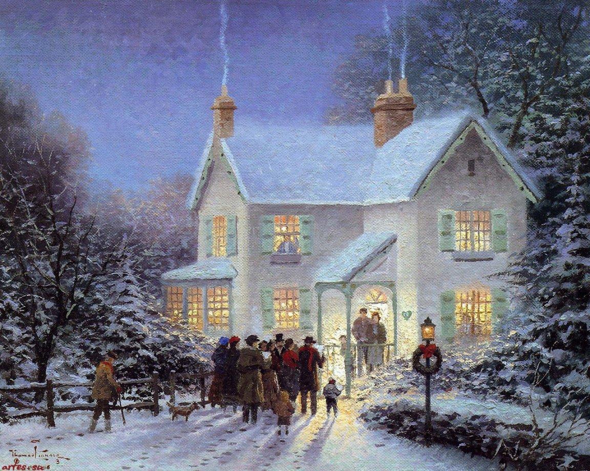 Old fashioned christmas carols 39