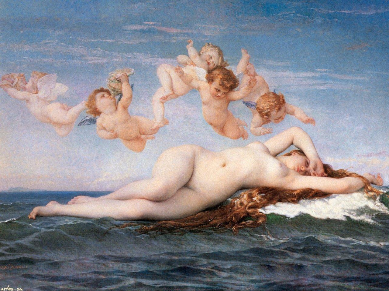 Афродита - богиня желания (1997)