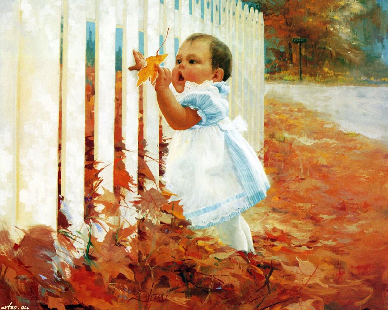 Фото картин для детей