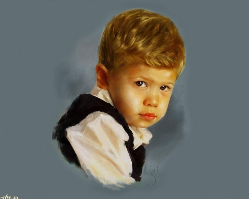 Фото и портреты детей