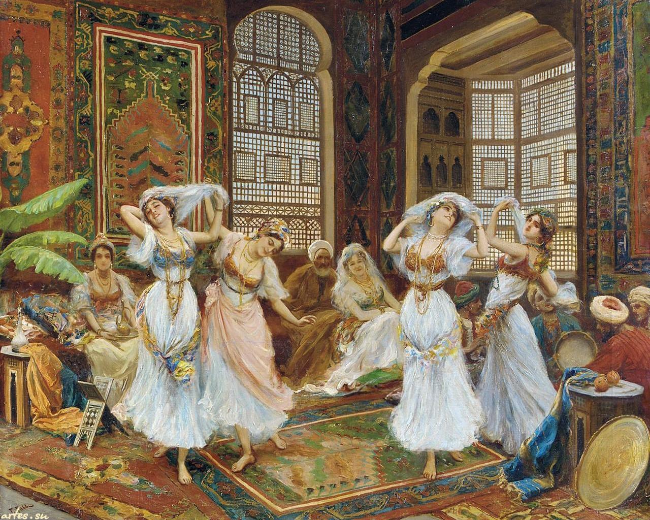 Турчанка танцует стриптиз 21 фотография