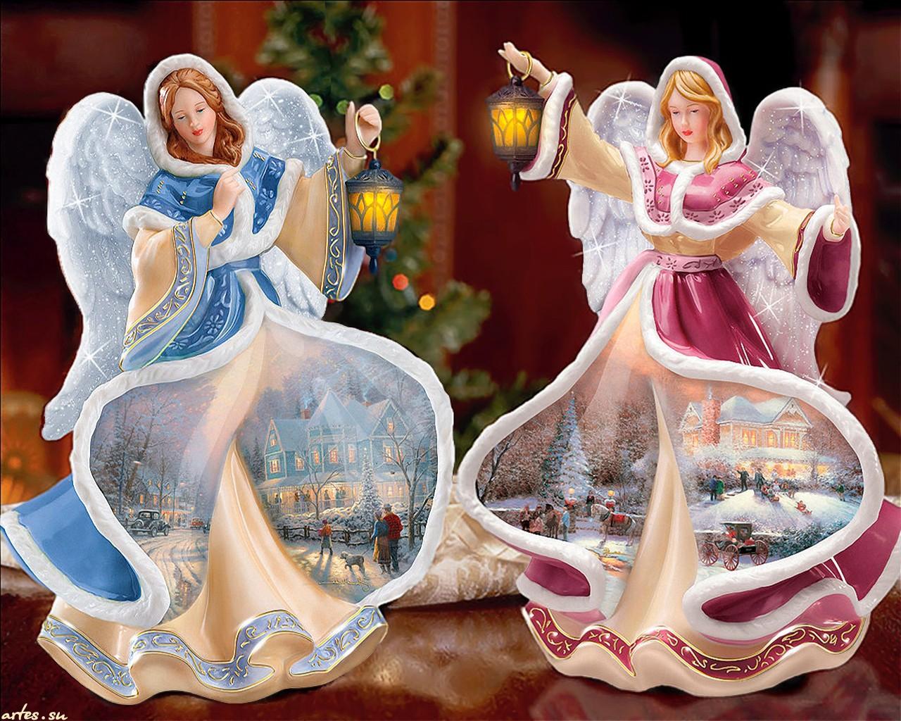 Подарки на рождество своими руками ангелы